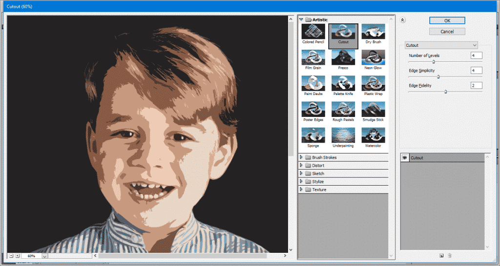 Step 7 Photoshop 1024x546 - How To Apply A Photo Filter In Adobe Photoshop