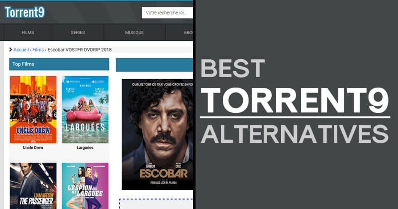 Torrent9 Alternatives: 10 Best Torrent Sites To Visit 2019