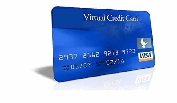 Negatives of Virtual Credit Cards