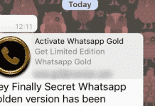 WARNING! Do Not Download WhatsApp Gold