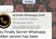 WARNING! Do Not Download WhatsApp Gold