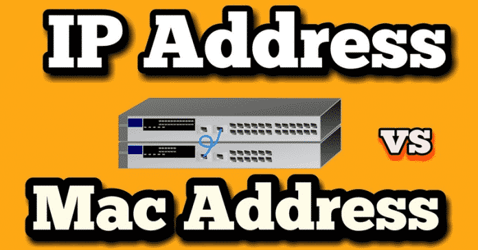 What Is The Difference Between An IP Address And A MAC Address?