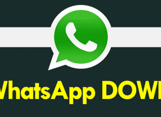 WhatsApp DOWN – Chat App NOT WORKING For Users Across The World