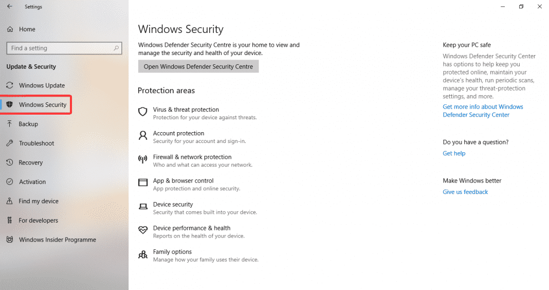 How To Disable Windows Defender Notifications On Windows