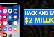 You Can Now Get $2 Million For Hacking iPhone