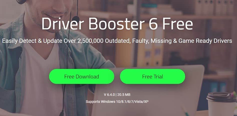 iObit Driver Booster 6