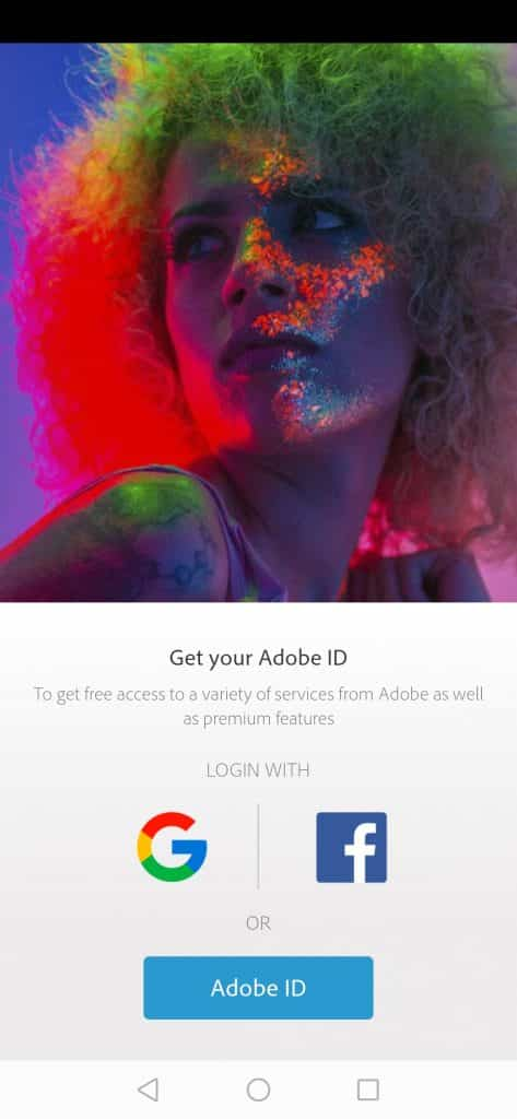 Adobe Step 1 473x1024 - How To Put A Watermark In Photoshop On Android And iPhone?