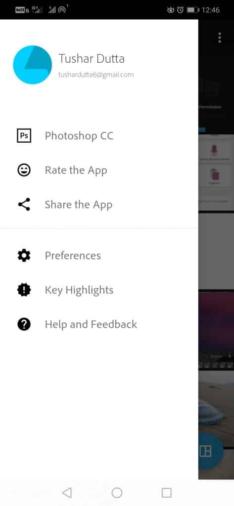 Adobe Step 4 473x1024 - How To Put A Watermark In Photoshop On Android And iPhone?