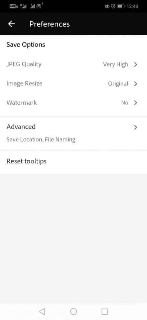 Adobe Step 5 473x1024 - How To Put A Watermark In Photoshop On Android And iPhone?
