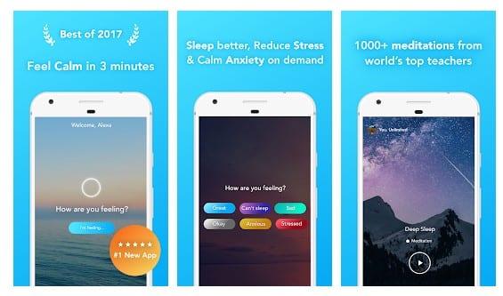 15 Aplikasi Meditasi Buat Mencegah Depresi Bikin Rileks! - Aura