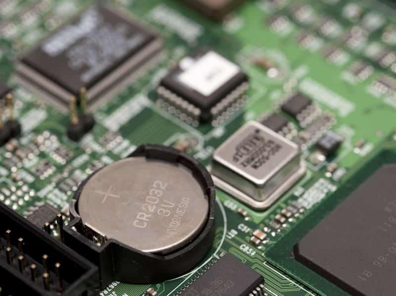 CMOS Battery is Dead