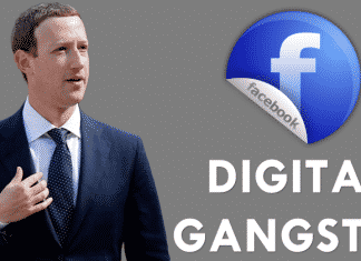 Facebook Is A 'Digital Gangster'