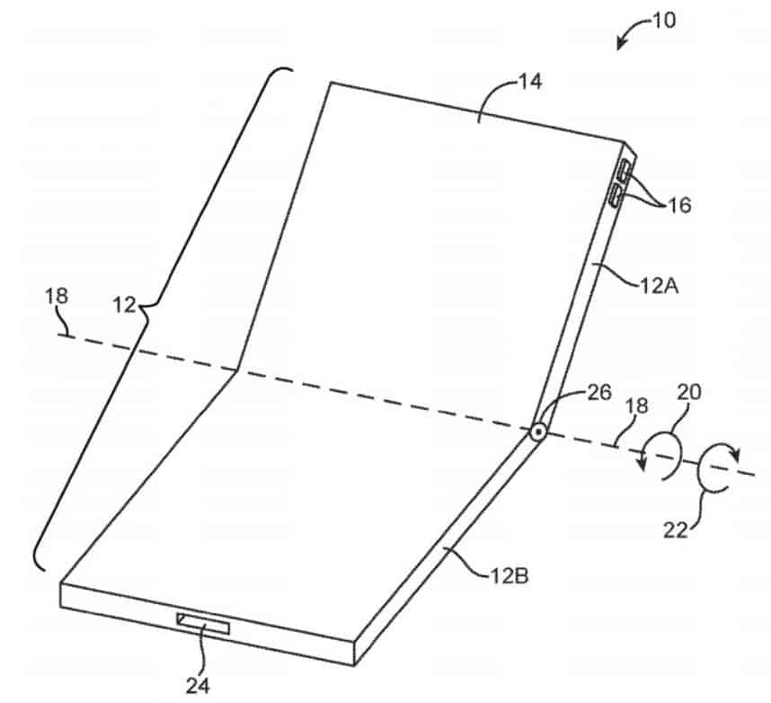 Foldable iPhone 1 - Apple To Launch Its First Brand New Foldable iPhone