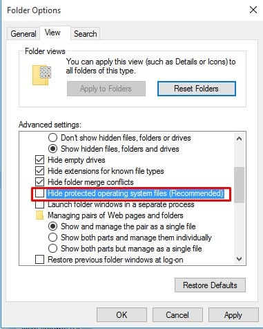 Create Recycle Bin Shortcut