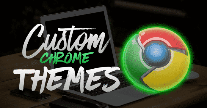 How To Install Custom Themes In Google Chrome