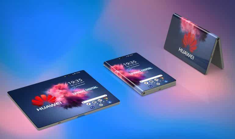Huawei Flex 1 - Meet The Huawei's First Revolutionary Foldable 5G Smartphone