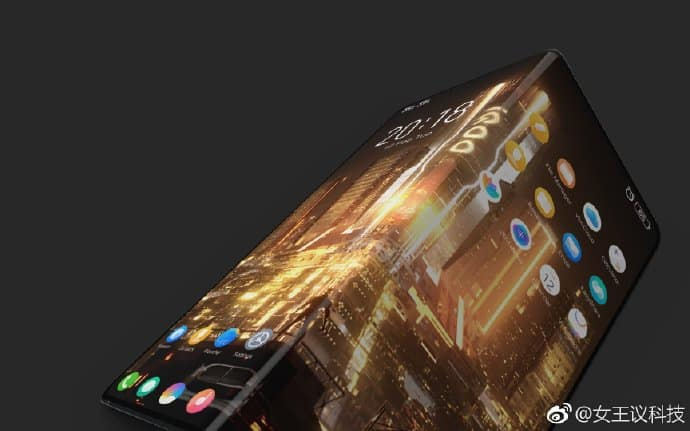 IQOO 1 - Meet Vivo Sub-Brand IQOO's First Foldable Smartphone