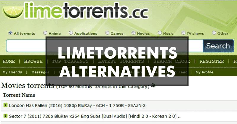 limetorrent movies 2016