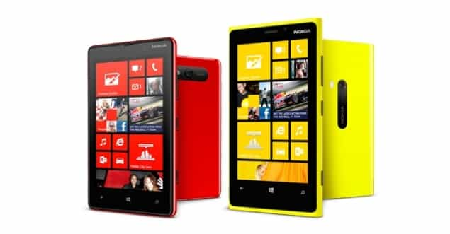 Lumia 820 and 920 - 10 Best And Biggest Smartphone Leaks Before Their Launch