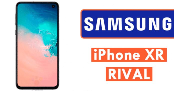 Meet The Samsung's True iPhone XR Rival