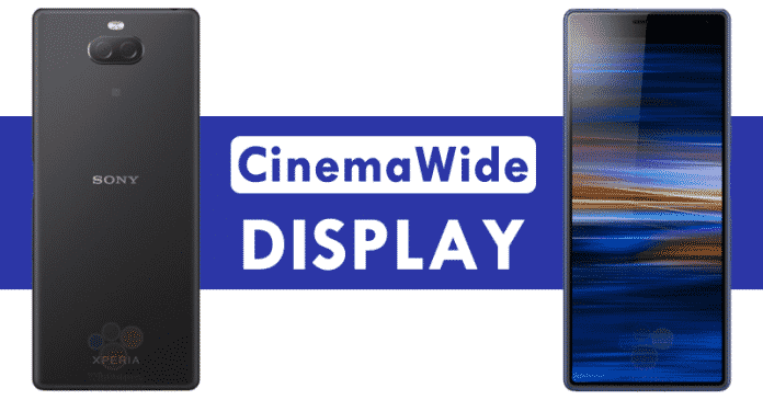 Meet The Sony's First Smartphone With 'CinemaWide' Display