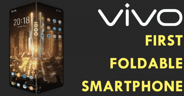 Meet Vivo Sub-Brand IQOO's First Foldable Smartphone