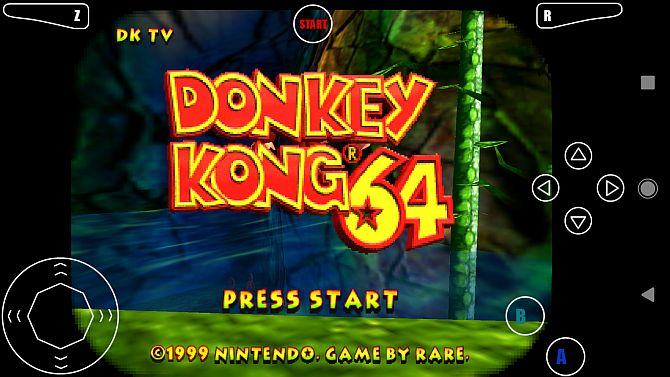 MegaN64 N64 - 10 Best Android Emulators For Retro Games