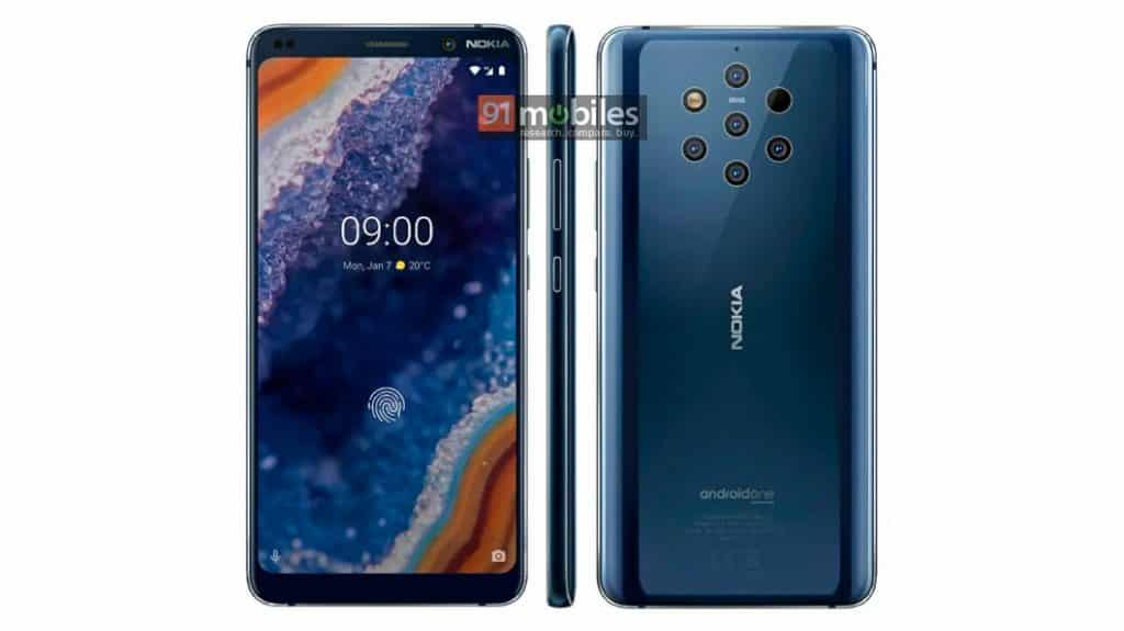 Nokia 9 PureView 1024x575 - Exclusive - Nokia 9 PureView Press Renders Leaked