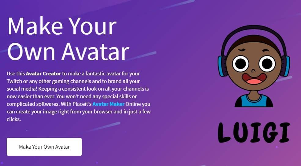 Place It Avatar Maker