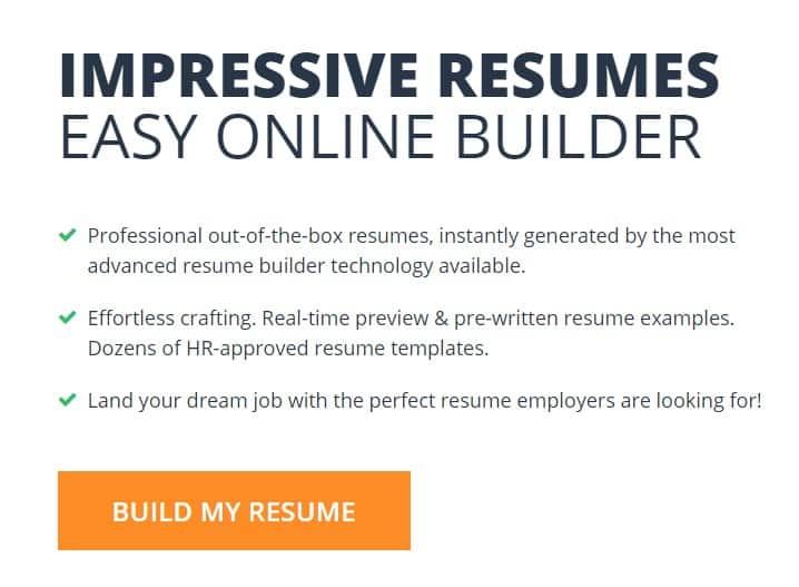Resume Build