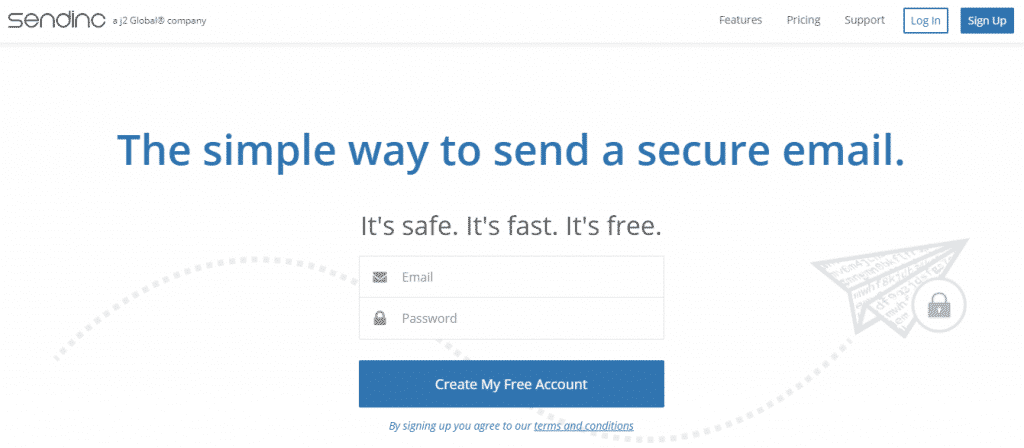 Sendinc 1024x448 - How To Send Encrypted Emails & Why You Should Start Sending Encrypted Emails