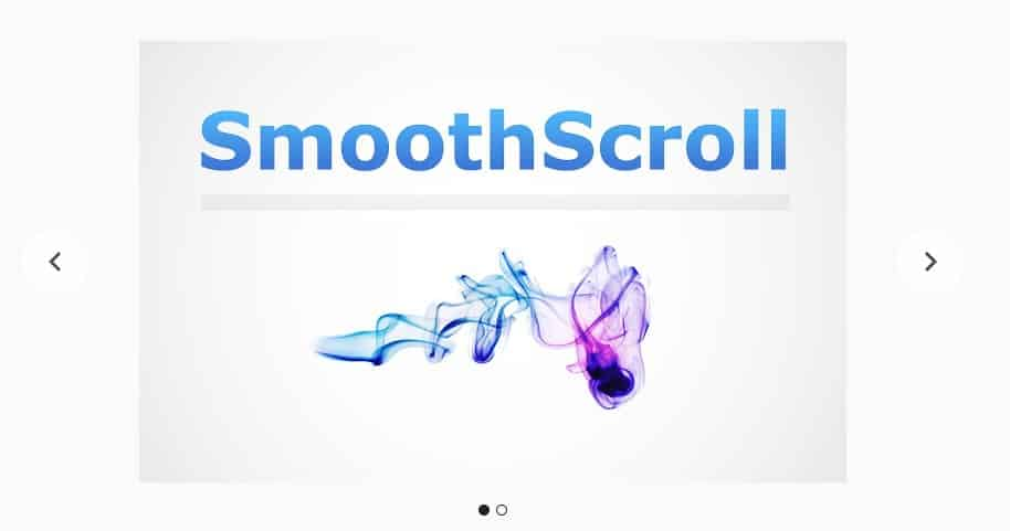Enable Smooth Scrolling Feature In Google Chrome
