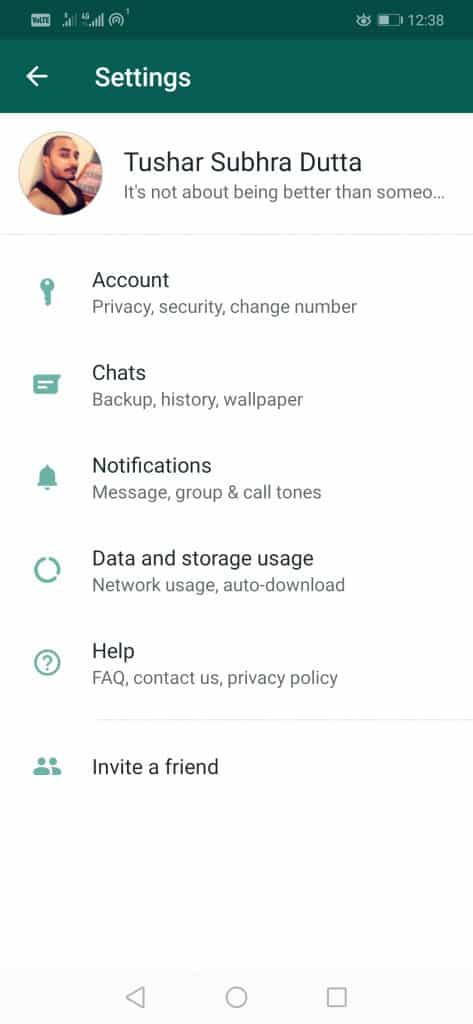 Step 1 WA 473x1024 - How To Know WhatsApp Server Status In Real-time