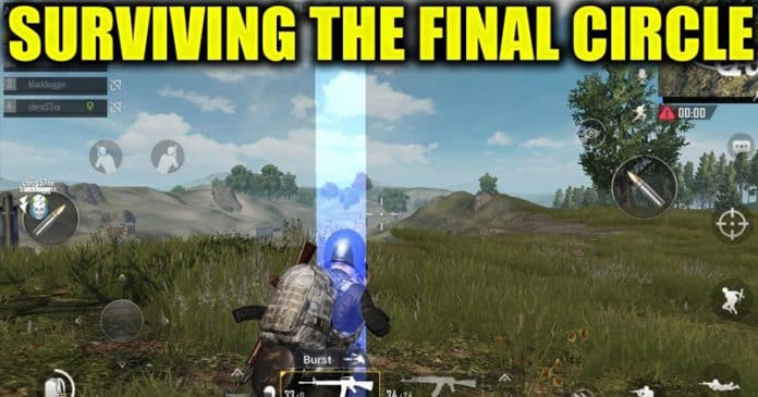 How To Survive The Last Circle Of PUBG Mobile