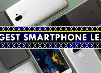 Top 10 Best And Biggest Smartphone Leaks Before Their Launch