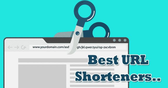 Top 5 Best URL Shorteners To Shorten Long Page URLs