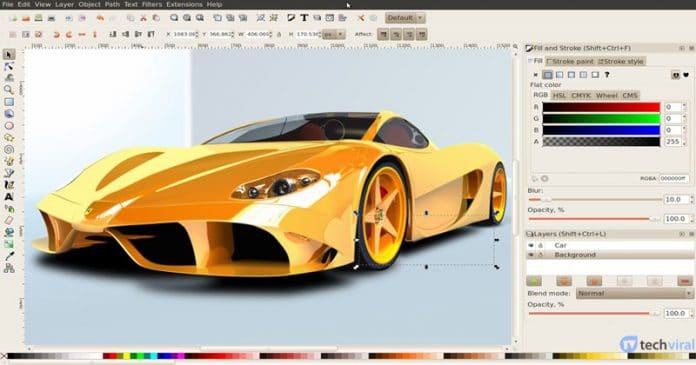 15 Best Free Graphic Editors for Creating Vector Image