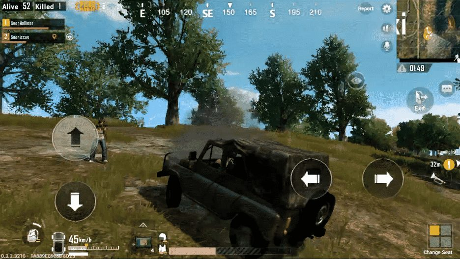 Look For Vehicles
