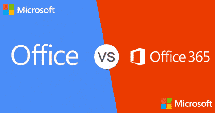 What's The Difference Between Office And Office 365?
