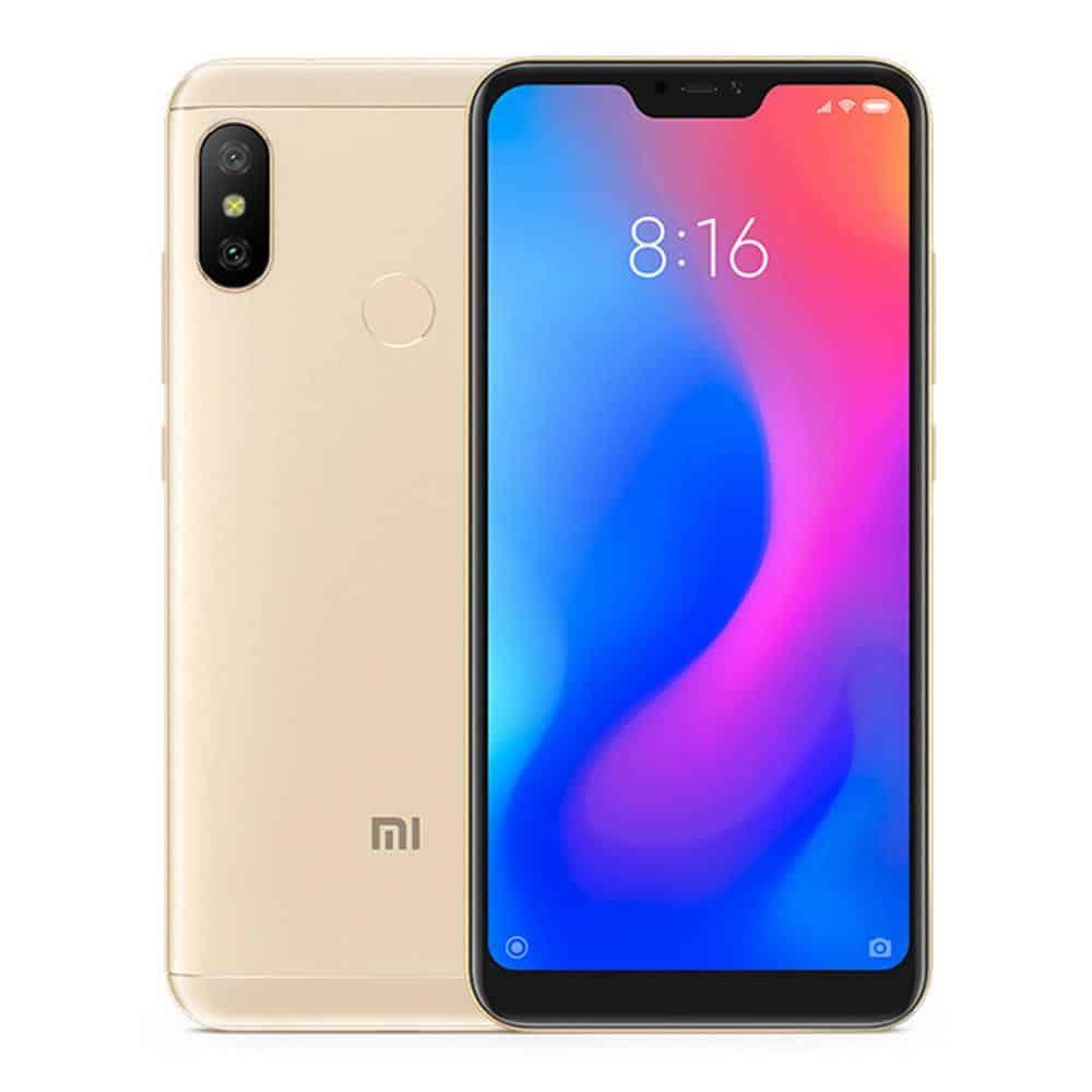 Xiaomi Mi A2 Lite - 10+ Best Xiaomi Smartphones That You Can Buy In 2019