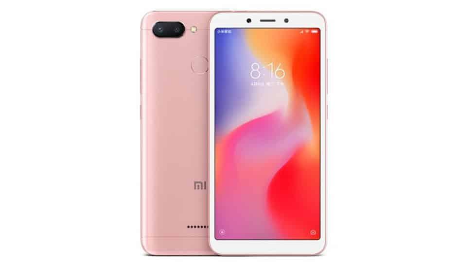 Xiaomi Redmi 6 - 10+ Best Xiaomi Smartphones That You Can Buy In 2019