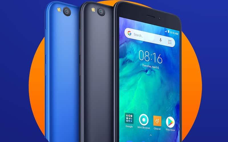 Xiaomi Redmi GO - 10 Best 'Android Go' Smartphones You Can Buy In 2019
