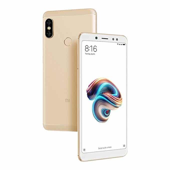 Xiaomi Redmi Note 5 Pro - 10+ Best Xiaomi Smartphones That You Can Buy In 2019