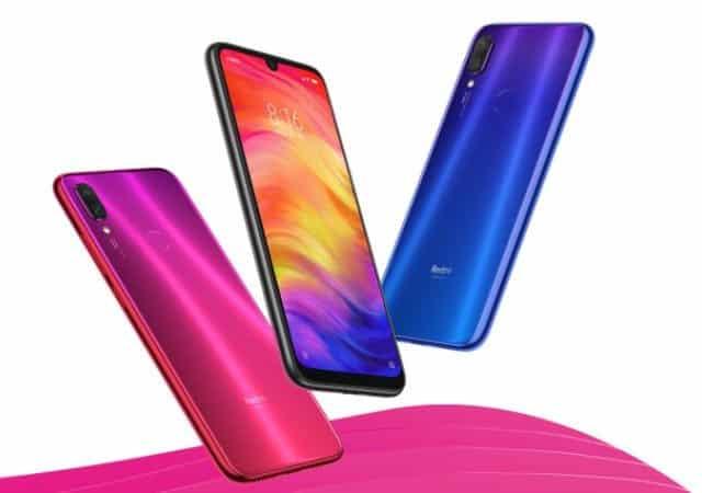 Xiaomi Redmi Note 7 - 10+ Best Xiaomi Smartphones That You Can Buy In 2019