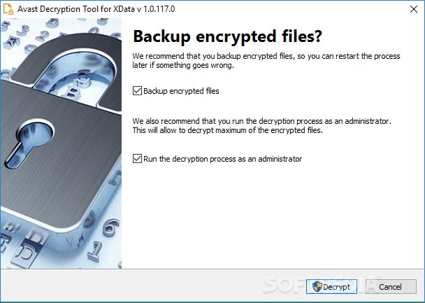 Avast anti-ransomware tools
