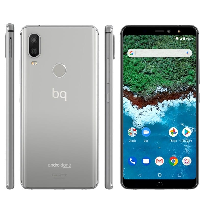 BQ Aquaris X2 Pro - 10 Best Smartphones With FM Radio That You Can Buy In 2019