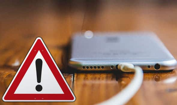 Battery does not drop or charge gradually - How To Know When It's Time To Replace Your Smartphone Battery