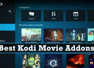 Top 10 Best Kodi Movie Addons For Watching Movies 2019