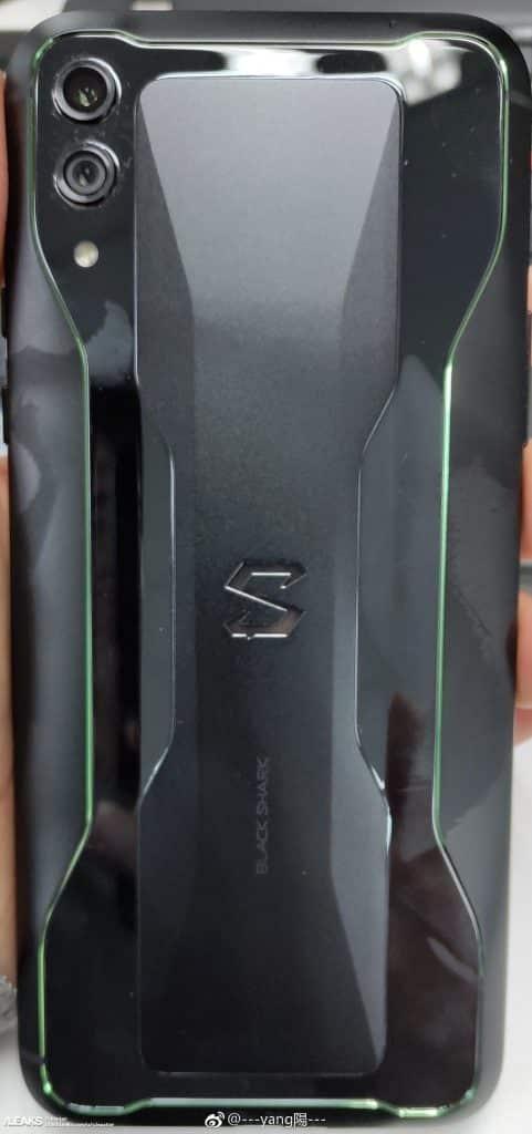 BlackShark 2 481x1024 - Black Shark 2 With Snapdragon 855, 12GB RAM Spotted On Geekbench
