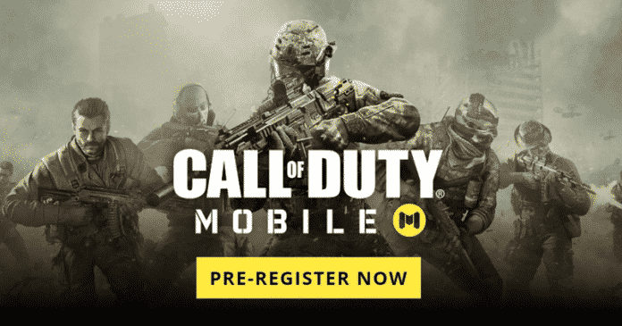 Call of Duty Mobile Lands On Google Play Store